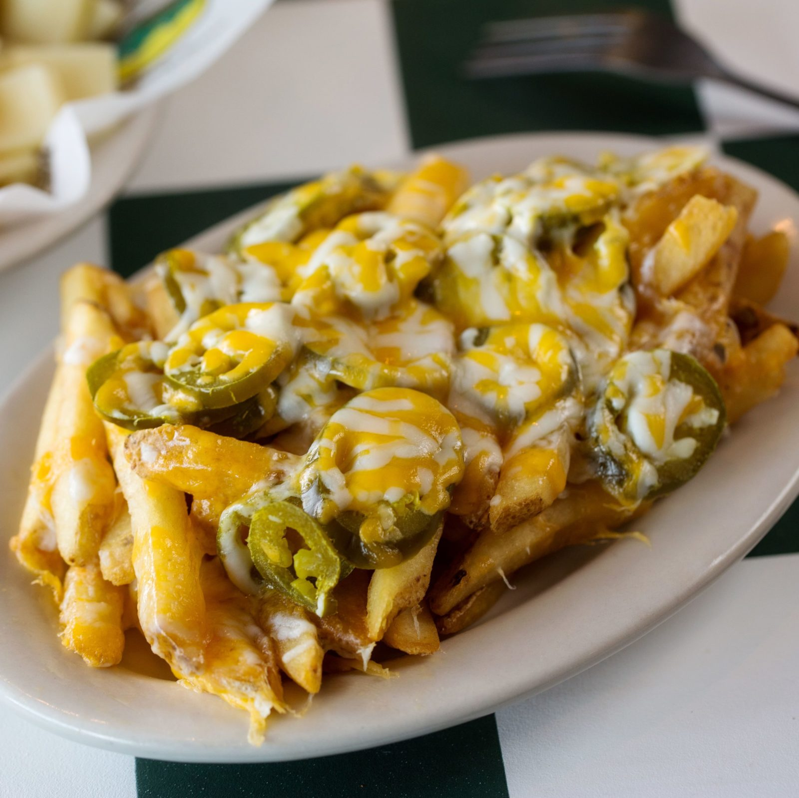 CHEEEESE  FRIES!